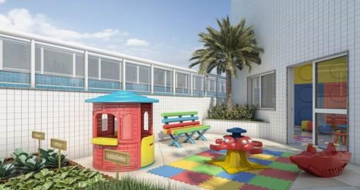 Playground - Apartamento 3 quartos à venda Tijuca, Rio de Janeiro - R$ 617.691 - II-8047-17023 - 11