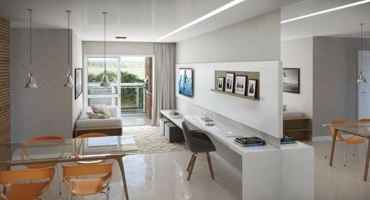 Living - Fachada - Secret Place Residences - 229 - 4
