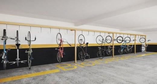 Bicicletario - Fachada - Secret Place Residences - 229 - 10