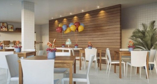 Salao de festas - Fachada - Secret Place Residences - 229 - 12