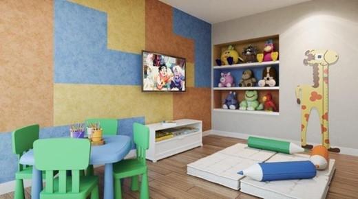 Espaco kids - Fachada - Secret Place Residences - 229 - 11