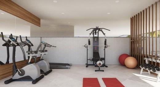 Fitness - Fachada - Secret Place Residences - 229 - 9
