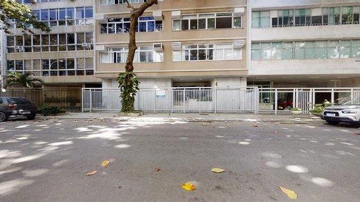 Fachada - Apartamento 3 quartos à venda Ipanema, Rio de Janeiro - R$ 5.090.000 - II-8056-17035 - 7