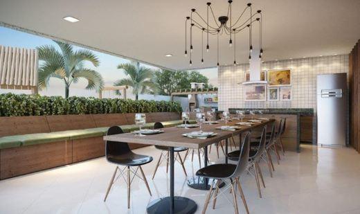Salao de festas - Fachada - Sweet Home Residences - 183 - 10