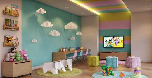 Espaco kids - Fachada - Sweet Home Residences - 183 - 12