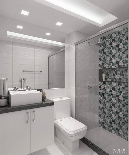 Banheiro - Fachada - Selección Exclusive - 148 - 9