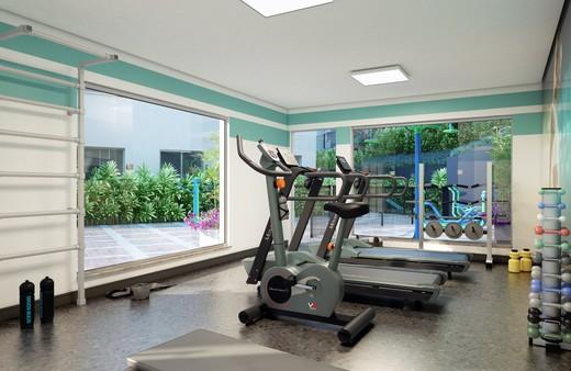 Fitness - Fachada - Reserva Mirataia II - 186 - 26