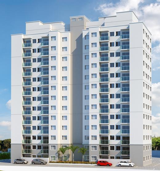 Fachada - Apartamento 2 quartos à venda Irajá, Rio de Janeiro - R$ 237.502 - II-8182-17200 - 1