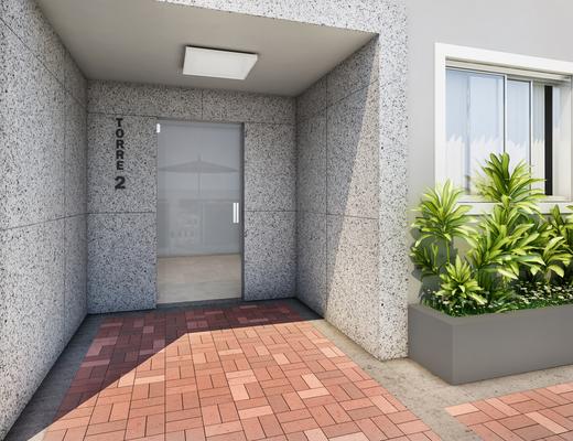 Hall - Apartamento 2 quartos à venda Irajá, Rio de Janeiro - R$ 237.502 - II-8182-17200 - 4