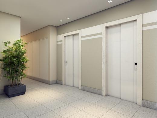 Hall - Apartamento 2 quartos à venda Irajá, Rio de Janeiro - R$ 237.502 - II-8182-17200 - 6