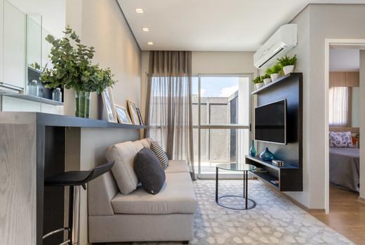 Living - Apartamento 2 quartos à venda Irajá, Rio de Janeiro - R$ 237.502 - II-8182-17200 - 9