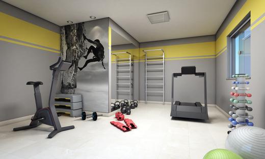 Fitness - Apartamento 2 quartos à venda Irajá, Rio de Janeiro - R$ 237.502 - II-8182-17200 - 19