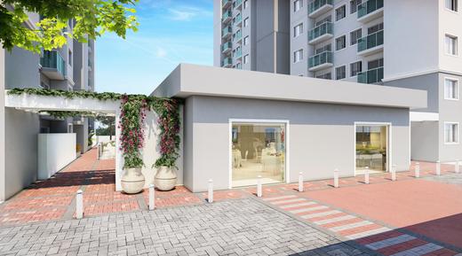 Salao de festas - Apartamento 2 quartos à venda Irajá, Rio de Janeiro - R$ 237.502 - II-8182-17200 - 20