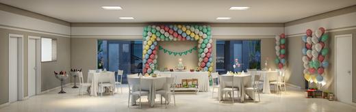 Salao de festas - Apartamento 2 quartos à venda Irajá, Rio de Janeiro - R$ 237.502 - II-8182-17200 - 21