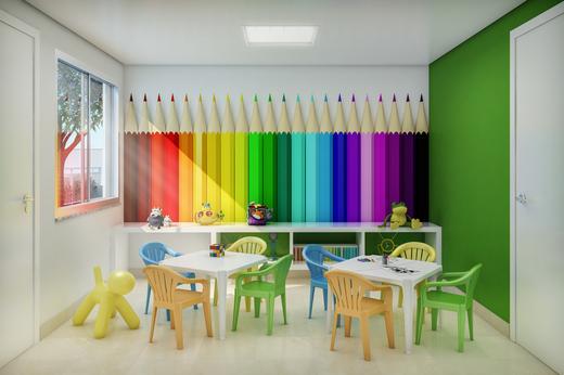 Espaco kids - Apartamento 2 quartos à venda Irajá, Rio de Janeiro - R$ 237.502 - II-8182-17200 - 22