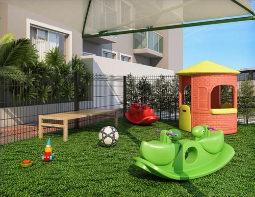 Playground - Apartamento 2 quartos à venda Irajá, Rio de Janeiro - R$ 237.502 - II-8182-17200 - 23