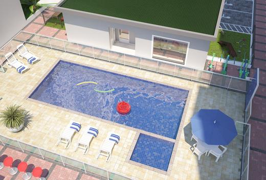 Piscina - Apartamento 2 quartos à venda Irajá, Rio de Janeiro - R$ 237.502 - II-8182-17200 - 26