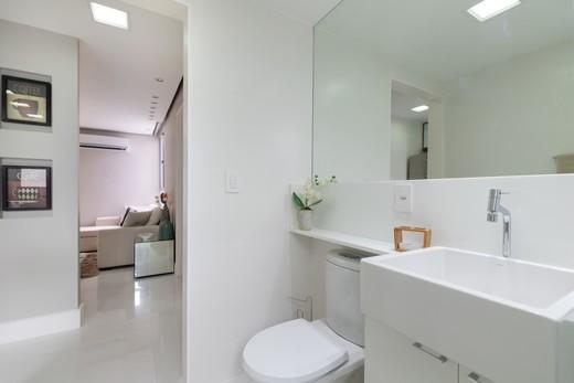 Banheiro - Fachada - Villaggio Verona - 235 - 17