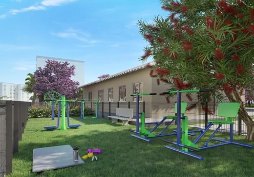 Fitness externo - Fachada - Villaggio Verona - 235 - 22