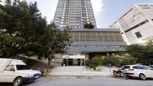 Fachada - Apartamento 2 quartos à venda Leblon, Rio de Janeiro - R$ 2.100.000 - II-8221-17244 - 6