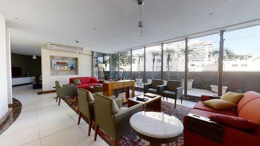 Fachada - Apartamento 2 quartos à venda Leblon, Rio de Janeiro - R$ 2.100.000 - II-8221-17244 - 9