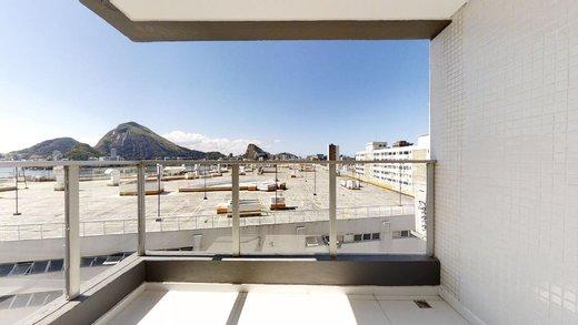 Living - Apartamento 2 quartos à venda Leblon, Rio de Janeiro - R$ 2.100.000 - II-8221-17244 - 16