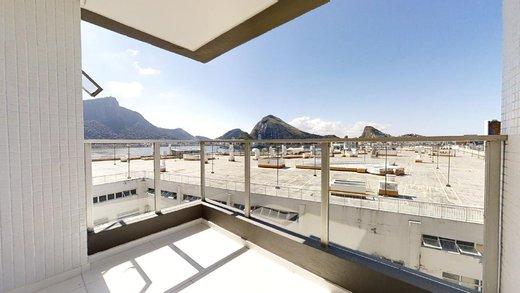 Living - Apartamento 2 quartos à venda Leblon, Rio de Janeiro - R$ 2.100.000 - II-8221-17244 - 17
