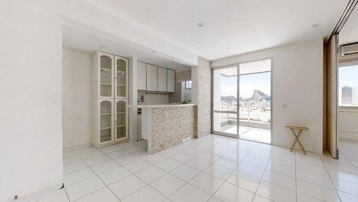 Living - Apartamento 2 quartos à venda Leblon, Rio de Janeiro - R$ 2.100.000 - II-8221-17244 - 19