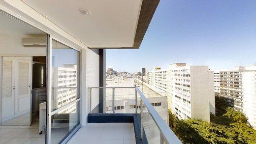 Quarto principal - Apartamento 2 quartos à venda Leblon, Rio de Janeiro - R$ 2.100.000 - II-8221-17244 - 23
