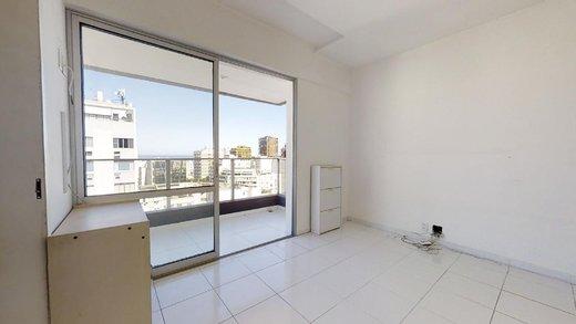 Quarto principal - Apartamento 2 quartos à venda Leblon, Rio de Janeiro - R$ 2.100.000 - II-8221-17244 - 24