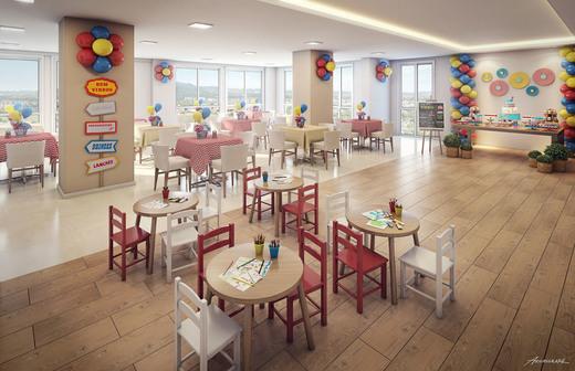 Salao de festas - Apartamento 3 quartos à venda Cachambi, Rio de Janeiro - R$ 473.200 - II-8449-17475 - 5