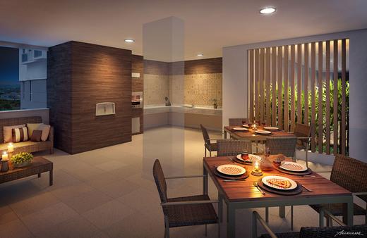 Espaco gourmet - Apartamento 3 quartos à venda Cachambi, Rio de Janeiro - R$ 473.200 - II-8449-17475 - 11