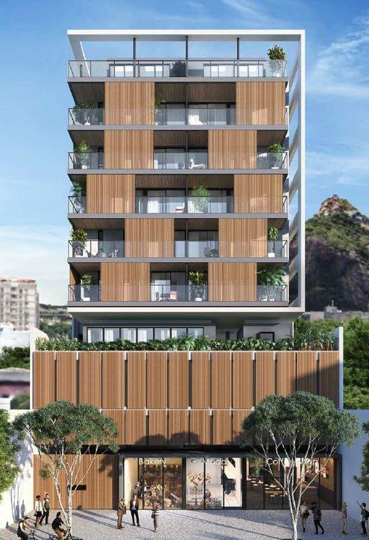 Fachada - Apartamento 2 quartos à venda Botafogo, Rio de Janeiro - R$ 1.393.291 - II-8450-17477 - 1