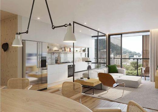 Living - Apartamento 2 quartos à venda Botafogo, Rio de Janeiro - R$ 1.393.291 - II-8450-17477 - 5