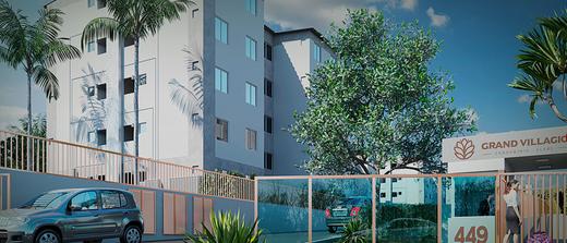 Portaria - Apartamento 2 quartos à venda Campo Grande, Rio de Janeiro - R$ 159.000 - II-8473-17502 - 3