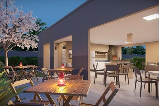 Churrasqueira - Apartamento 2 quartos à venda Guaratiba, Rio de Janeiro - R$ 140.000 - II-8475-17509 - 5