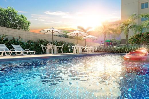 Pscina - Apartamento 2 quartos à venda Guaratiba, Rio de Janeiro - R$ 140.000 - II-8475-17509 - 11