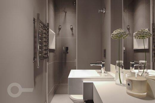 Banheiro - Apartamento 2 quartos à venda Ipanema, Rio de Janeiro - R$ 2.920.000 - II-8217-17240 - 1