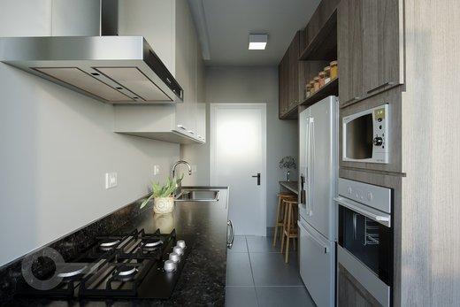 Cozinha - Apartamento 2 quartos à venda Ipanema, Rio de Janeiro - R$ 2.920.000 - II-8217-17240 - 3