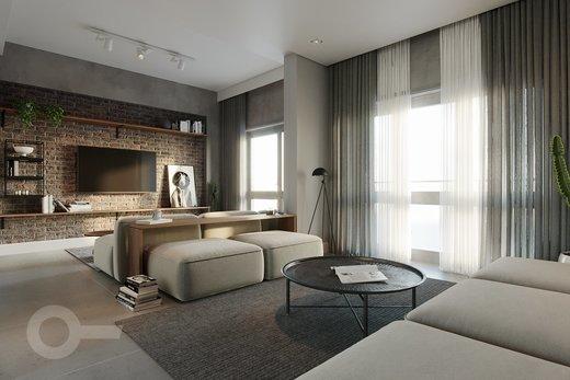 Living - Apartamento 2 quartos à venda Ipanema, Rio de Janeiro - R$ 2.920.000 - II-8217-17240 - 6