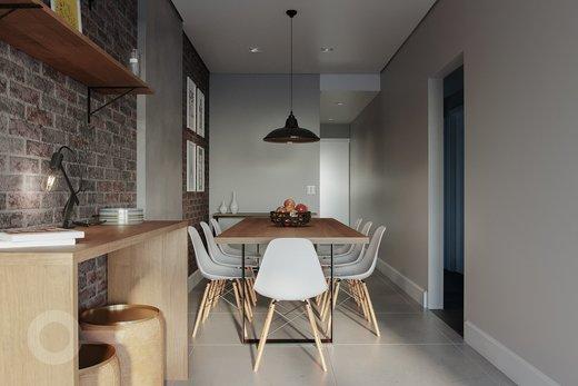 Living - Apartamento 2 quartos à venda Ipanema, Rio de Janeiro - R$ 2.920.000 - II-8217-17240 - 7