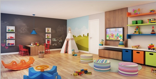Espaco kids - Fachada - Condomínio Mandi - 704 - 10