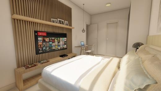 Dormitorio - Fachada - Solar da Passagem - 199 - 15