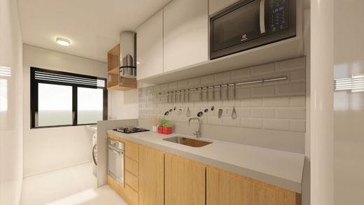 Cozinha - Fachada - Solar da Passagem - 199 - 13