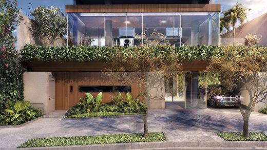 Portaria - Studio 1 quarto à venda Sumaré, São Paulo - R$ 440.207 - II-8707-17759 - 3