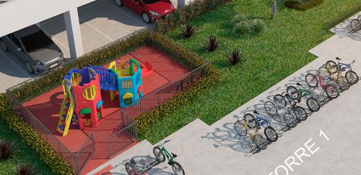 Playground - Fachada - Alameda do Carmo - Spazio Saint Ives - 705 - 4