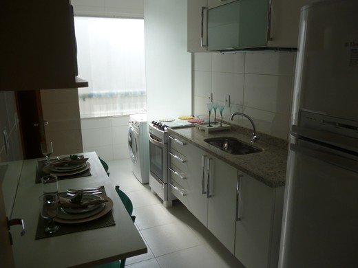 Cozinha - Fachada - Superiore Residence - 156 - 4