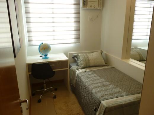 Dormitorio - Fachada - Superiore Residence - 156 - 10