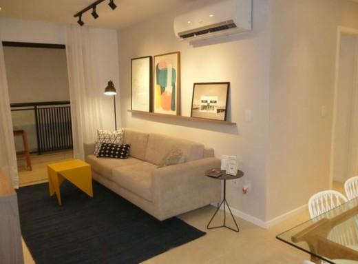 Living - Apartamento 3 quartos à venda Tijuca, Rio de Janeiro - R$ 686.600 - II-8805-17865 - 4