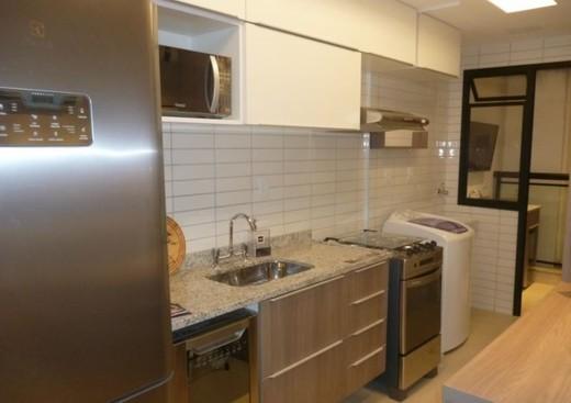Cozinha - Apartamento 3 quartos à venda Tijuca, Rio de Janeiro - R$ 686.600 - II-8805-17865 - 7